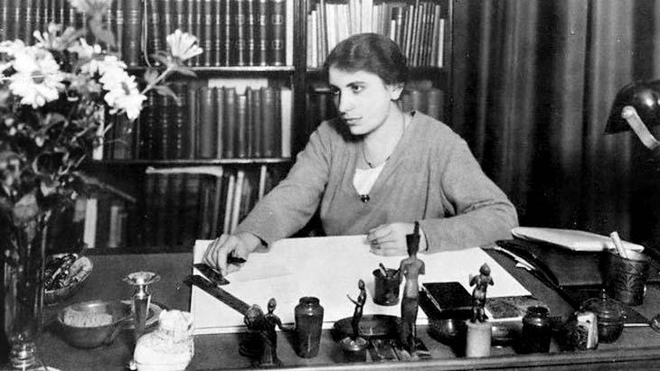 Известные женщины психологи. Анна Фрейд