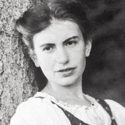 Женщина психолог. Анна Фрейд