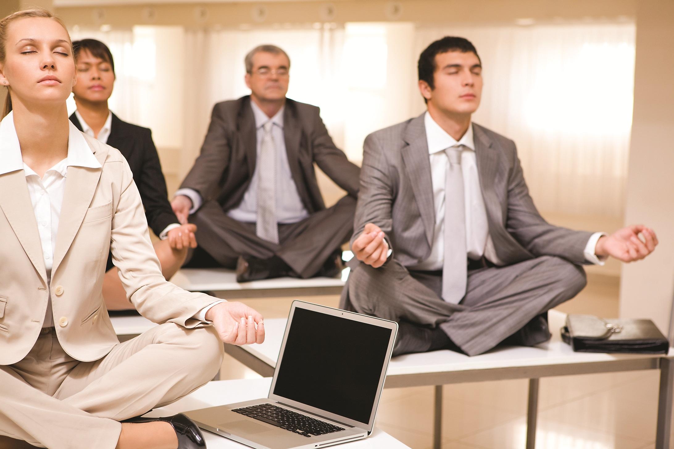 Meditation relaxation photo (2)