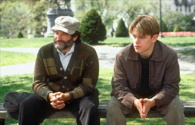 """""""Умница Уилл Хантинг"""", режиссер Гас Ван Сент, 1997"""